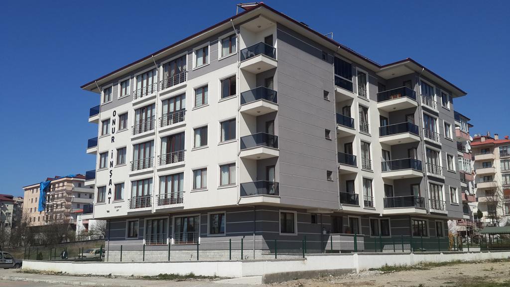 Öztoprak Apartmanı